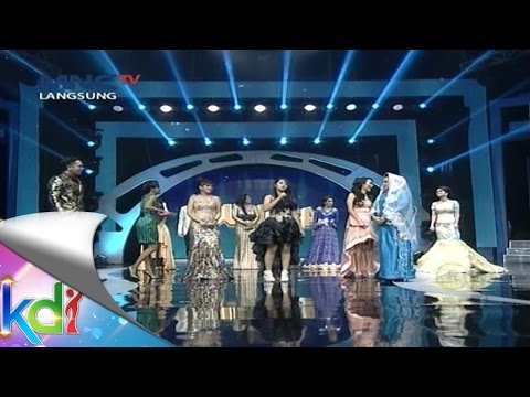 "Tes Vokal Bersama Bunda Hetty Koes Endang "" I Will Always Love you "" - KDI Star (28/8)"