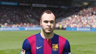 Chelsea vs FC Barcelona - Fifa 10 PC -  super patch concacaf 2013