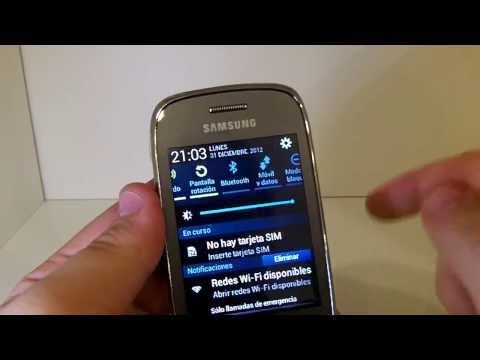 Unboxing y analisis al samsung galaxy POCKET NEO español