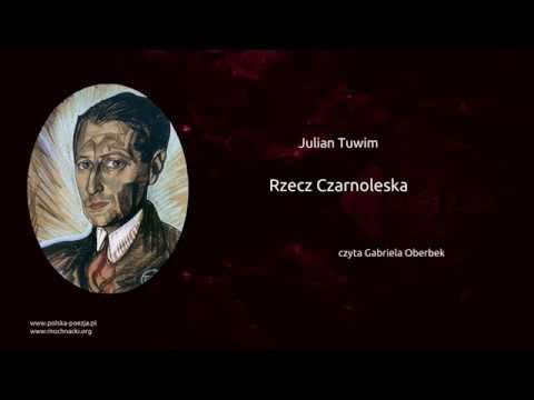 Julian Tuwim Rzecz Czarnoleska