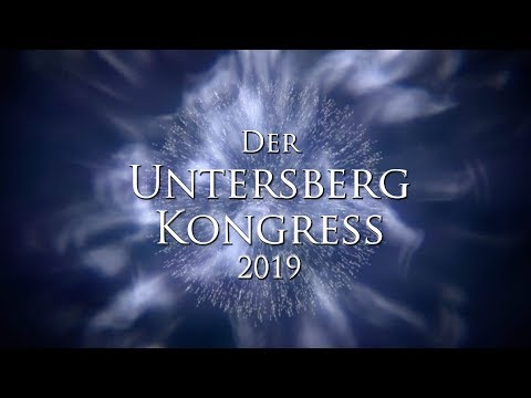 DER UNTERSBERG KONGRESS 2019 - am 27. April 2019