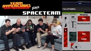 Spaceteam App Game - Review!