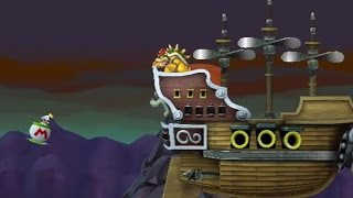 Newer Super Mario Bros Wii - All Castle Bosses