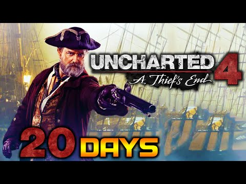The Uncharted 4 Story - Who Is Henry Avery? | One Last Time - 20 Days!
