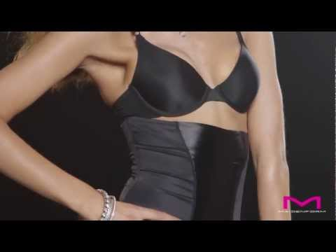 7f7204ecaa Maidenform Easy-Up Waistnipper Taillevormer - YouTube