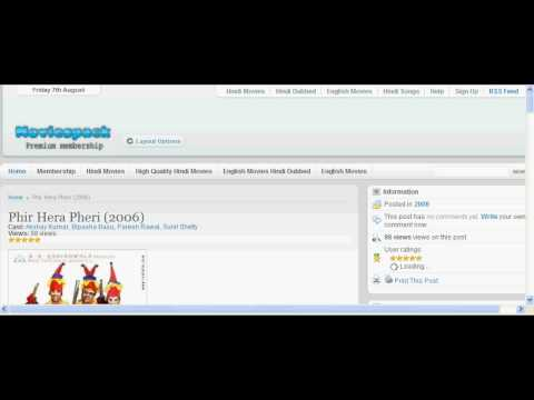 how to download movies using flashget
