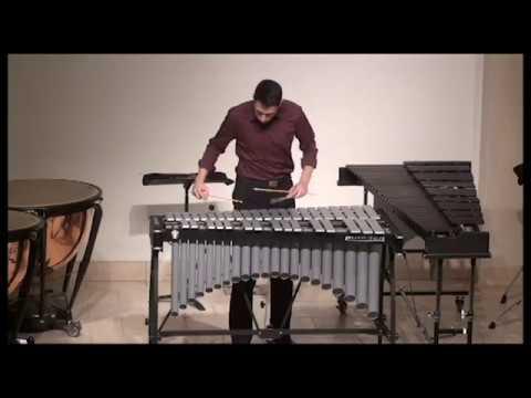 Percussion Reel - Kenny Goss