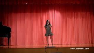Publication Date: 2018-07-09   Video Title: 鋼琴老師Iris LEUNG 為校友作鋼琴伴奏【不能說的秘密