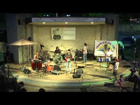 Music Under The Stars featuring Tropixplosion 8-14-2013
