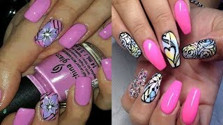 Most Beautiful Nail Art Compilation  ||  New Nail Art Tutorial