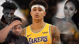 NBA YOUNGBOY TAKES KUZ GIRL?? Washington Wizards vs Los Angeles Lakers - Full Game Highlights