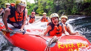 Whitewater Rafting - Behind The Scenes in New Zealand!