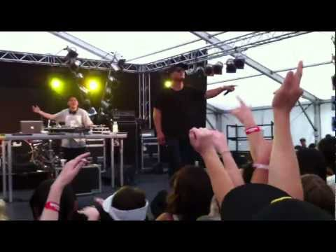 P Money Feat Scribe ~Stop The Music~ Live @ Jim Beam Homegrown 2012