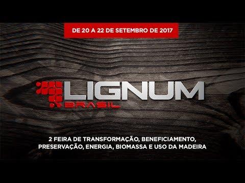 Lignum Brasil 2017 - The Power of Wood