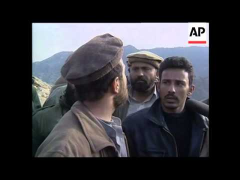 The Bombing and Capture of Tora Bora, Afghanistan B