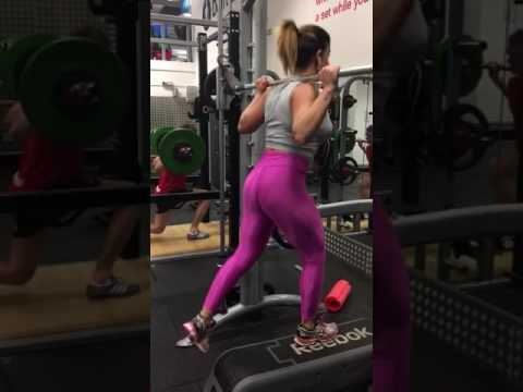 She Hulk Workout Pants