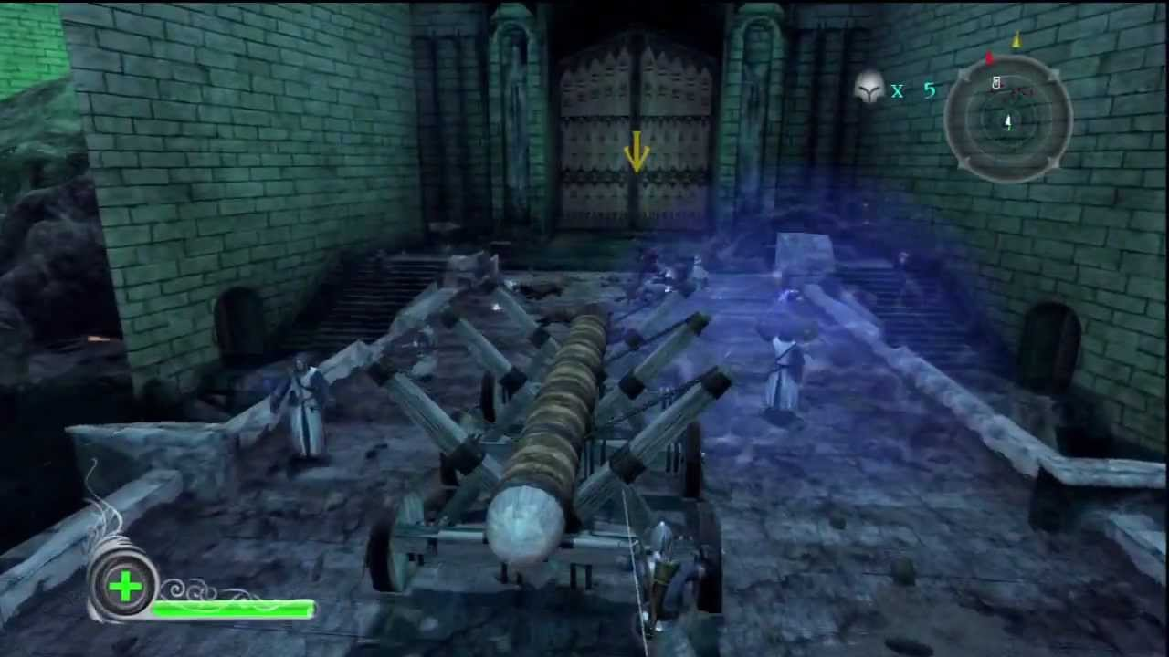 Lord Of The Rings Conquest Hd Walkthrough Minas Morgul