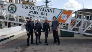 US Coast Guard Cutter VALIANT