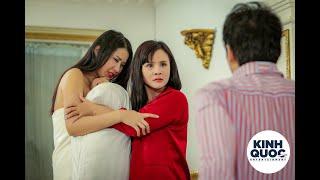 Con gái Sắp Bị Sếp Tổng Hãm Hại , Bà Mẹ Đành Làm Điều Khó Tin | Cha Nuôi 2
