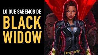 Black Widow, lo que sabemos hasta hoy