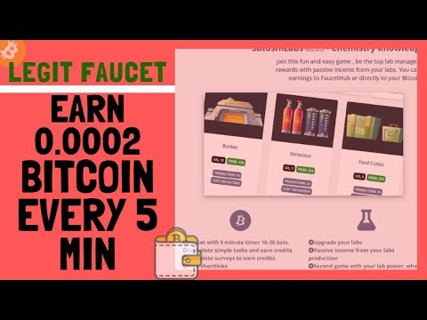 SatoshiLabs Legit Bitcoin Faucet | Best Bitcoin Faucet 2019 | Payout Faucethub