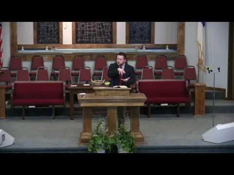 Daniel Reeves - Sermon - Matthew 28 - Authority of Christ