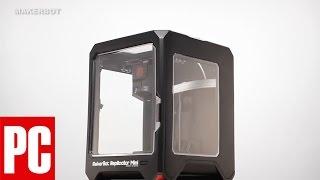 MakerBot Replicator Mini Compact 3D Printer Review