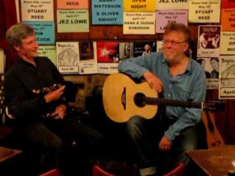 IAN CHISHOLM & DERRICK HUGHES - Now Westlin' Winds - Royal Oak Folk Lewes