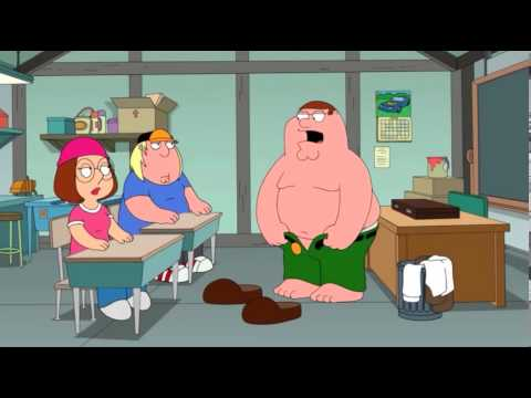 Family Guy Home School Part 1