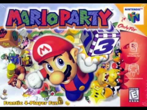 Mario Party 1 - Entire Game OST