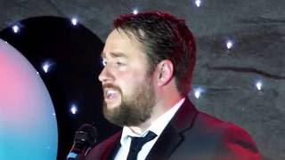 Jason Manford Live - cover of Hugh Jackman