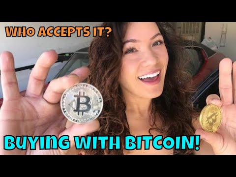 Bitcoin Shopping: Who Is Willing To Accept Bitcoin As Payment?