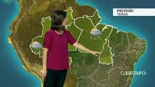 Previsão Norte – Chuva persistente no AP, PA e TO