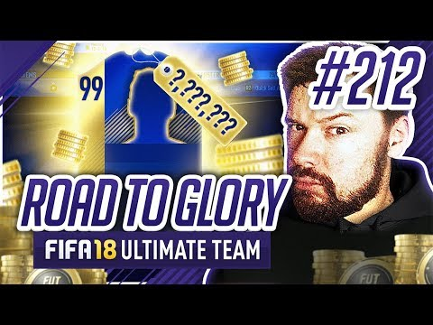 TOTS PLAYER PRICES?! - #FIFA18 Road to Glory! #212 Ultimate Team