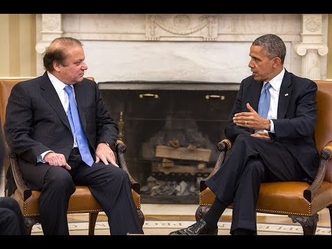 President Obama's Bilateral Meeting with Prime Minister Nawaz Sharif of Pakistan Travel Video