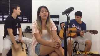 Marquinhos Gomes - Ele Não Desiste de Você (cover) / Não morrerei - acústico (Natan, Carol e Caio)