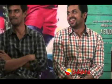 Actor Ramki at Biriyani Movie Press Meet
