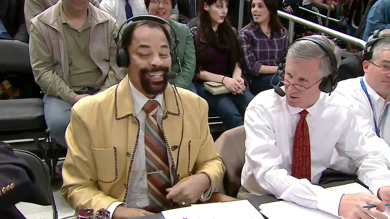 """Walt """"Clyde"""" Frazier s Snickers for his 66th Birthday Orlando"""