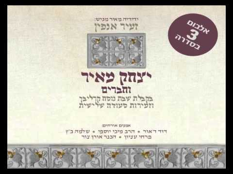 יצחק מאיר וחברים - מזמור לדוד (Official - High Quality)