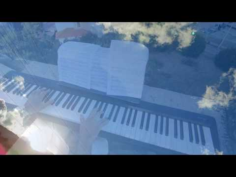Nuvole Bianche - Ludovico Einaudi (Gioele Piano Cover)