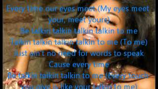 Amerie - Talking to me (lyrics)