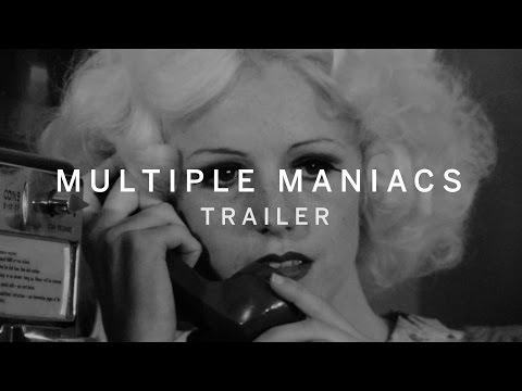 MULTIPLE MANIACS Trailer | TIFF 2016