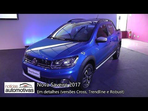 Nova Saveiro 2017 - Detalhes - NoticiasAutomotivas.com.br