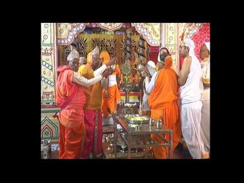 2017-02-07 अभिषेक / शान्ति धारा- आदिनाथ दिगम्बर जैन मन्दिर (नसीराबाद) राजस्थान