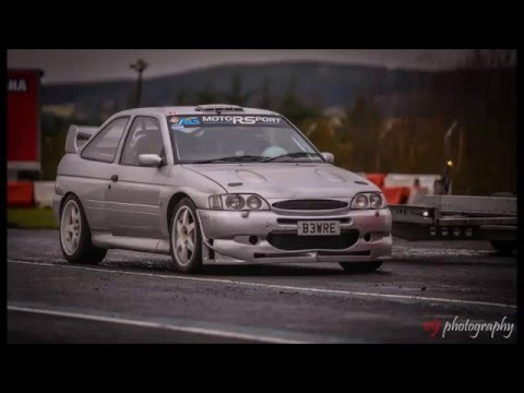 AG Motorsport Blackwood Plant Hire 800bhp escort cosworth knockhill