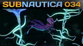 SUBNAUTICA [034] [Dangerous Warper - Voll der Poser] [Let's Play Gameplay Deutsch German] thumbnail