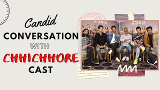 EXCLUSIVE   Chhichhore Team gets CANDID on their nicknames, partying together and more