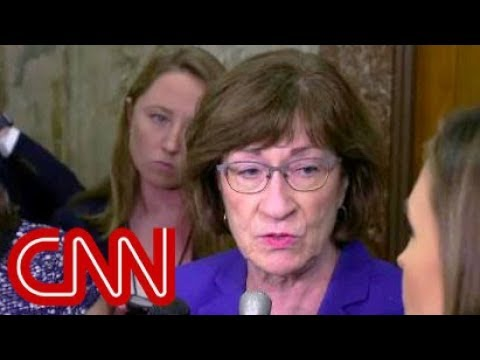 Susan Collins: If Kavanaugh lied, that's disqualifying