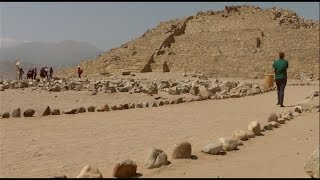Caral: impresionante cultura más antigua del Perú y América