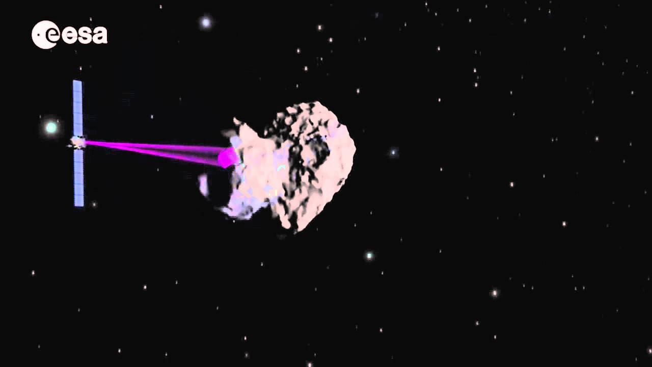 Uzayda Şarkı Söyleyen Kuyrukluyıldız 67P'nin Gerçek Sesi